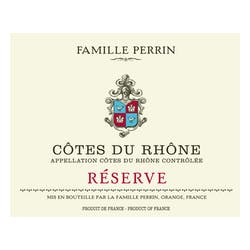 Perrin Famille Reserve Rouge 2017 image