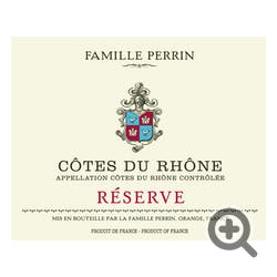 Perrin Famille Reserve Rouge 2017