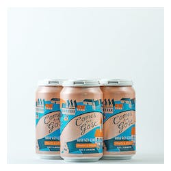 Graft Cidery 'Comes & Gose' Cider 4-12oz Cans image