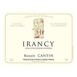 Domaine Benoit Cantin Irancy Traditionelle 2017 image