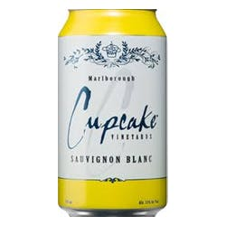 Cupcake Vineyards Sauvignon Blanc 375ml Cans image