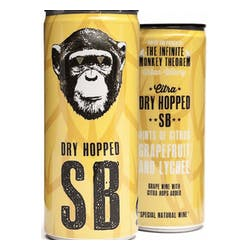 Infinite Monkey Theorem Hopped Sauvignon Blanc 4-250ml Cans image