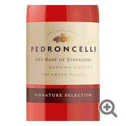Pedroncelli 'Rose of Zinfandel' 2018