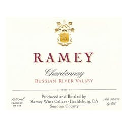 Ramey 'Russian River Valley' Chardonnay 2016 image