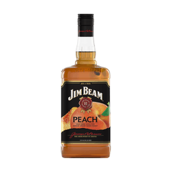 Jim Beam 'Peach' Bourbon 1.75L