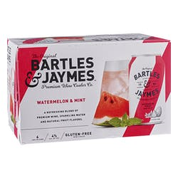 Bartles & Jaymes 'Watermelon Mint' 6-12oz Cans image