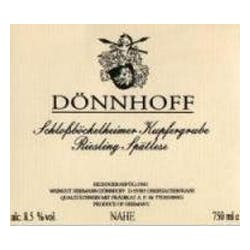 Donnhoff Schloss. Kupfergrube Riesling Spatlese 2004 image