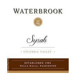 Waterbrook Winery Syrah 2015 image
