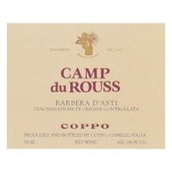 Coppo Camp du Rouss Barbera d Asti 2016 image