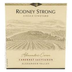 Rodney Strong 'Alex Crown' Cabernet Sauvingnon 2015 image