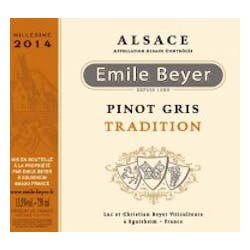 Domaine Emile Beyer 'Tradition' Pinot Gris 2017 image