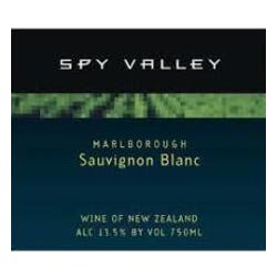 Spy Valley Sauvignon Blanc 2018 image