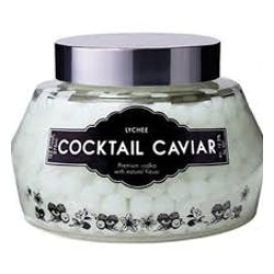 Cocktail Caviar 'Lychee' Vodka Infused Pearls 375ml image
