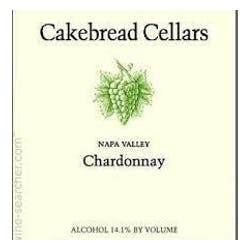 Cakebread Winery Chardonnay 2017 1.5L image