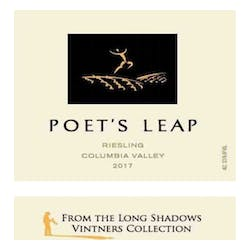 Long Shadows 'Poet's Leap' Riesling 2017 image