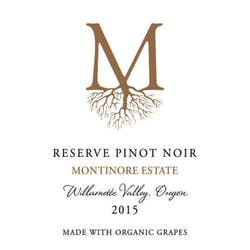 Montinore 'Reserve' Pinot Noir 2015 image