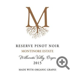 Montinore 'Reserve' Pinot Noir 2015