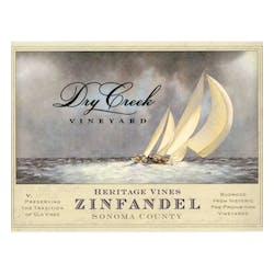 Dry Creek Vineyards 'Heritage' Zinfandel 2017 image