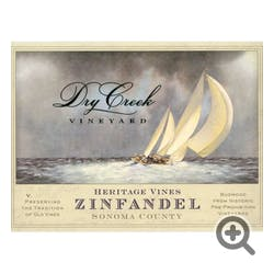 Dry Creek Vineyards Heritage Clone Zinfandel 2017