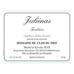 Michel Tete 'Cuvee Tradition' Julienas 2017 image