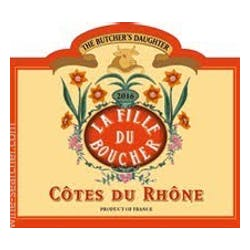 The Butcher's Daughter Cotes du Rhône 2016 image