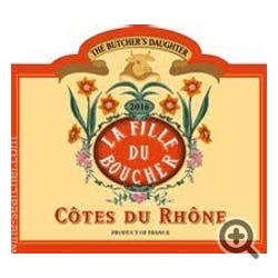 The Butcher's Daughter Cotes du Rhône 2016