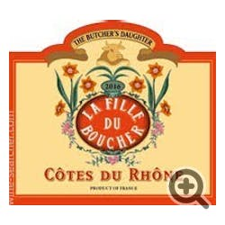 The Butcher's Daughter 'Reserve' Cotes du Rhone 2016