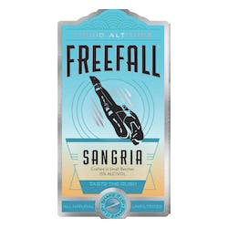 Liquid Altitude 'Freefall' White Sangria image