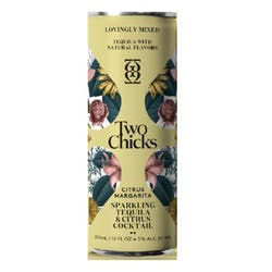 Two Chicks 'Margarita' Tequila & Citrus 355ml image