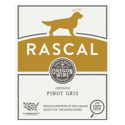 The Great Oregon Wine Co. 'Rascal' Pinot Gris 2018 image