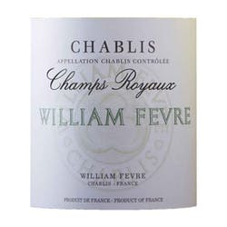 William Fevre 'Champs Royaux' Chablis 2018 image