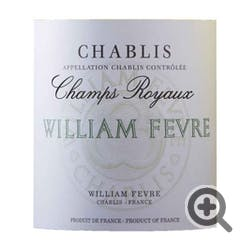 William Fevre 'Champs Royaux' Chablis 2018