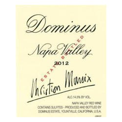 Dominus Proprietary Red 2016 image