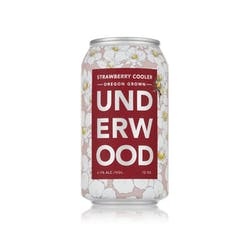 Underwood Strawberry Cooler Can 375ml image