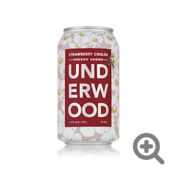 Underwood Cellars Strawberry Cooler Can 375ml