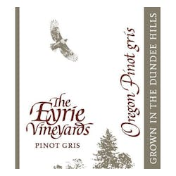 Eyrie Vineyards 'Estate' Pinot Gris 2017 image