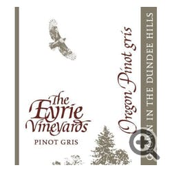 Eyrie Vineyards 'Estate' Pinot Gris 2017