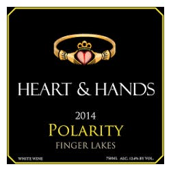 Heart & Hands Wine Company 'Polarity' 2017 image
