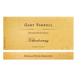 Gary Farrell 'Russian River' Chardonnay 2017 image