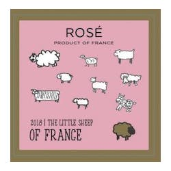 The Little Sheep of France Rose 2019 image