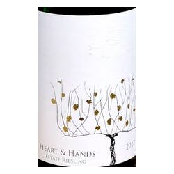 Heart & Hands Wine Company Riesling 'Estate' 2017 image