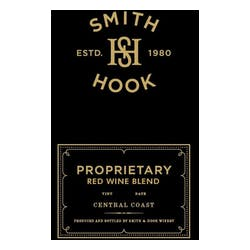 Smith & Hook Proprietary Red 2016 image