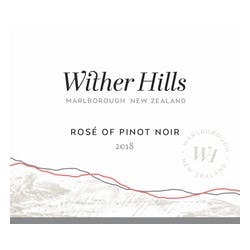 Wither Hills Rose of Pinot Noir 2018 image