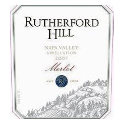 Rutherford Hill Winery Merlot 2015 image