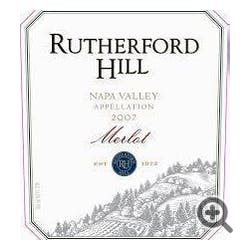 Rutherford Hill Winery Merlot 2015