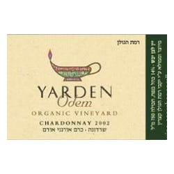 Golan Heights Winery 'Yarden' Odem Organic Vyd Chard 2015 image