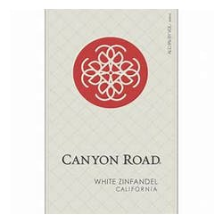 Canyon Road White Zinfandel image