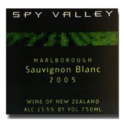 Spy Valley Sauvignon Blanc 2012 image