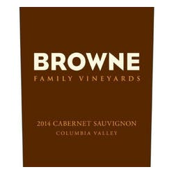Browne Family Vineyards Cabernet Sauvignon 2014 1.5L image