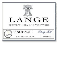 Lange Estate 'Willamette Valley' Pinot Noir 2017 image